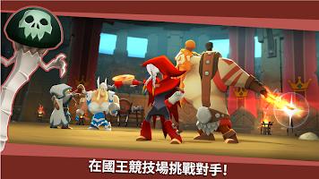 Screenshot 4: 戰鬥手牌