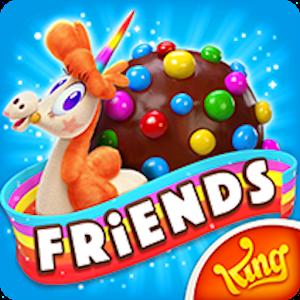 Icon: Candy Crush Friends Saga