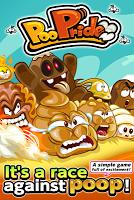 Screenshot 1: PooPride 世界最高のインディうんちゲームプープライド