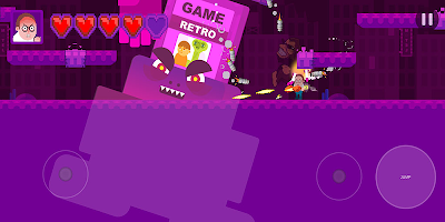 Screenshot 2: Newtro Shock