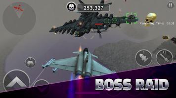 Screenshot 4: GUNSHIP BATTLE:直升機 3D Action