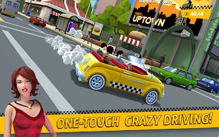 Screenshot 2: Crazy Taxi™ City Rush