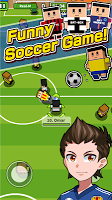 Screenshot 1: Soccer On Desk