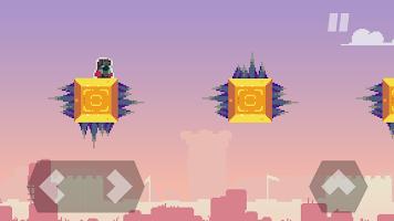 Screenshot 2: DERE EVIL EXE: Meta Horror Pixel Platformer