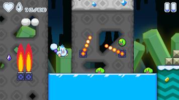 Screenshot 3: Snow Kids: Snow Game Arcade!