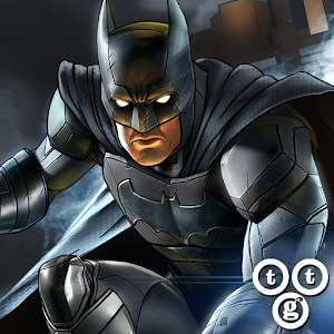 Icon: Batman: The Enemy Within