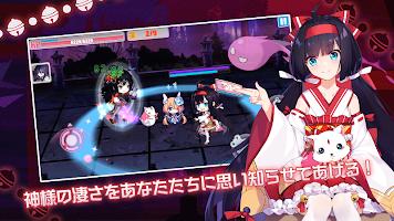 Screenshot 2: 崩壞學園 (日版)