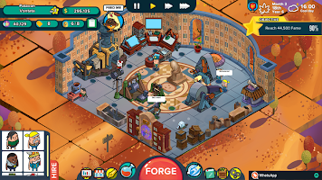Screenshot 4: Holy Potatoes! A Weapon Shop?!