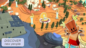 Screenshot 1: Godus