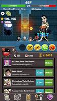 Screenshot 2: Homeless Demon King(Idle Game)