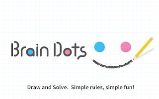 Screenshot 1: Brain Dots