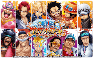 Screenshot 1: One Piece Thousand Storm
