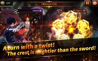 Screenshot 3: MonsterCry Eternal - Card Battle RPG