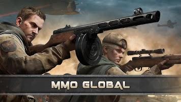 Screenshot 2: Z Day: Héroes de Guerra y Estrategia en MMO