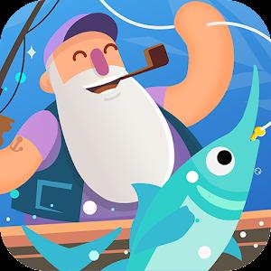 Icon: 口袋釣魚-成為真正的漁夫