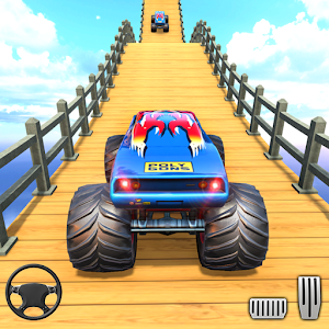 Icon: Mountain Climb Stunt: Off road Car Games
