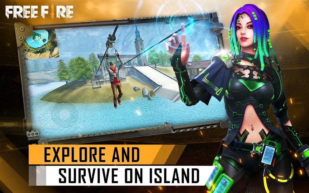 Download] Free Fire - QooApp Game Store