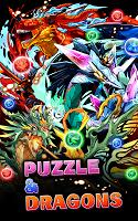 Screenshot 1: Puzzle & Dragons
