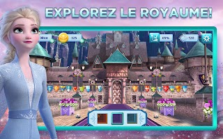 Screenshot 1: Les aventures Disney Frozen