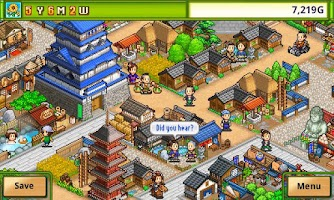 Screenshot 1: Oh!Edo Towns Lite