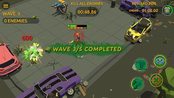 Screenshot 4: Zombie Blast Crew