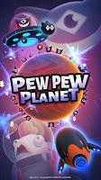 Screenshot 1: Pew Pew Planet〜砰砰星際〜