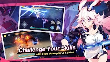 Screenshot 3: Honkai Impact 3rd (Global)