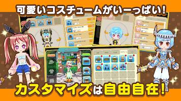 Screenshot 3: 彩虹島物語 夢色幻想