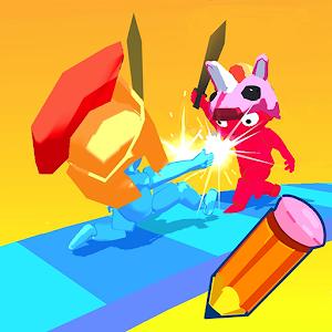 Icon: Draw Battle 3D