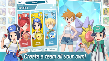 Screenshot 3: Pokemon Masters