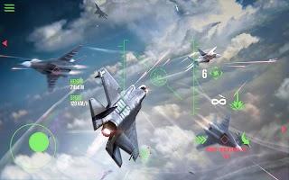 Screenshot 3: 現代戰機