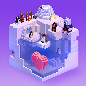 Icon: My Coloring : 3D Pixel Art Diorama