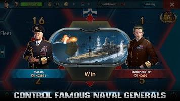 Screenshot 1: Sea of War