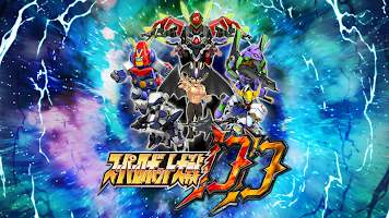 Screenshot 1: Super Robot Wars DD