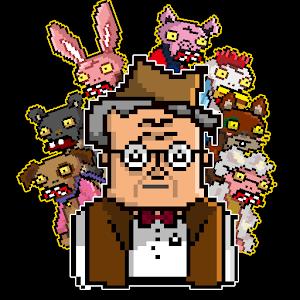 Icon: ZombieZooSayHo - 방치형 시뮬레이션 게임