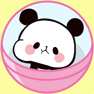 Icon: 熊貓收藏 麻糬熊貓