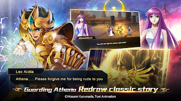 Screenshot 4: Saint Seiya: Galaxy Spirits | SEA