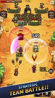 Screenshot 1: Wonder Knights : Retro Shooter RPG