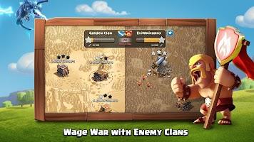 Screenshot 2: Clash of Clans
