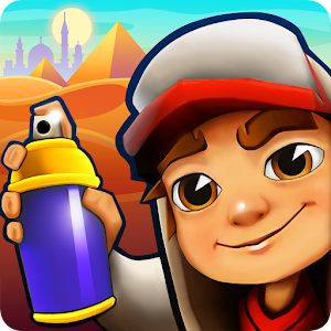 Icon: Subway Surfers