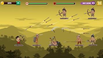 Screenshot 2: King Archer