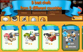 Screenshot 3: Hello Seafood 2