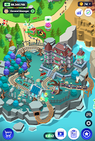Screenshot 3: Idle Theme Park Tycoon - Recreation Game