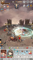 Screenshot 2: 마이 리틀 판타지: 힐링RPG