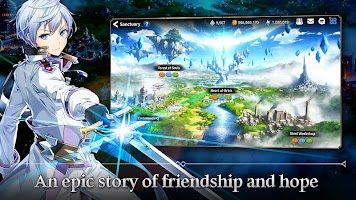 Screenshot 2: Epic Seven