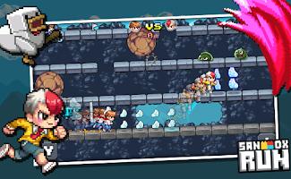 Screenshot 1: Sandbox Run