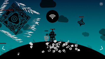 Screenshot 4: ひとりぼっち惑星