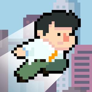 Icon: 高樓上樓梯