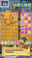 Screenshot 2: MonsterBusters: Match 3 Puzzle