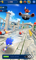 Screenshot 3: Sonic Dash